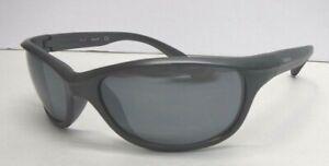 Timberland Gray Unisex Wrap Around Fishing Sunglasses