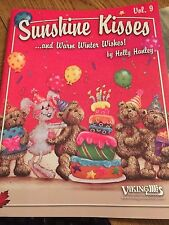 """HOLLY HANLEY  """"SUNSHINE KISSES AND WARM WINTER WISHES VOL 9"""" - NEW!  PUB 2015"""