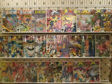 Lot of 50 Comics Mixed Marvel, Dc and The best deal ever !
