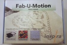 Fab-U-Motion Fabric Mover by Inspira - NEW