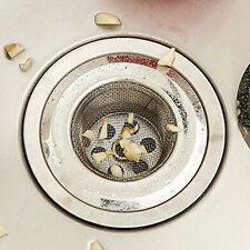 Filtro Colador Malla De Acero Inoxidable Para Fregadero De Cocina Baño Grandiosa