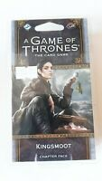 A GAME OF THRONES The Card Game: Kingsmoot chapter pack expansion (FF)
