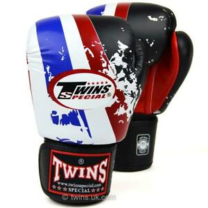 Twins Special Thailand Boxing Gloves Muay Thai Sparring Fight 10 12 14 16