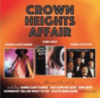 CROWN HEIGHTS AFFAIR-DANCE LADY DANCE...-IMPORT 2 CD WITH JAPAN OBI G48