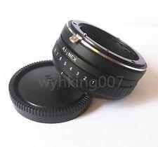 Tilt Nikon AI F Lens To Sony NEX E Adapter NEX3 NEX5 NEX6 NEX7 NEX 5N A6000 A7