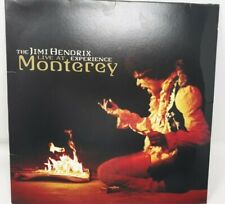 The Jimi Hendrix Experience ‎– Live At Monterey Limited Edition Vinyl Open Box