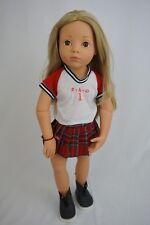 """Gotz Fao school outfit fits other skinny 18"""" dolls"""