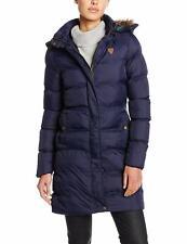Brave Soul Winter Long Bubble Hooded Padded Big Sizes Ladies Parka Jacket Coat