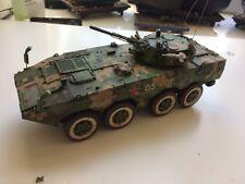 1/35 Pla Snow Leopard IFV built