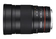 Samyang 135mm f2.0 - Nikon AE Fit