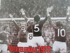 Die Fussball-EM Klassikersammlung 1 Viertelfinale 1972 England - Deutschland 1:3