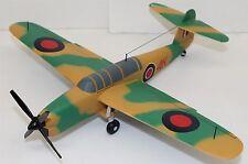 Desktop Model Airplane WWII Blackburn Barracuda RAF Wood Hand Crafted 23151