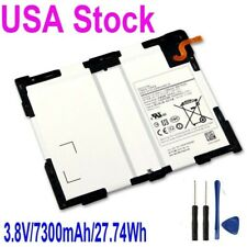 New EB-BT595ABE 7300mAh Battery For Samsung Galaxy Tab A 10.5 SM-T590 T595+Tools