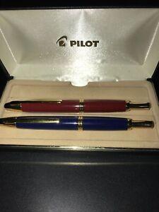 vintage pilot fountain pens