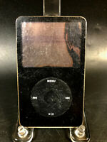 Vintage 30GB A1136 Black iPod 5th Gen ~ For Parts P5