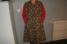 blouse nylon  nylon  kittel nylon overall N° 1511  T48