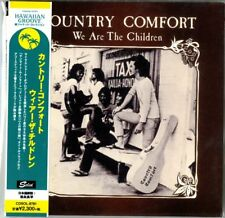 COUNTRY COMFORT-WE ARE THE CHILDEREN-JAPAN MINI LP CD F04