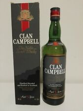 Clan Campbell The Noble Scotch Whisky 5 years old , 70 cl.