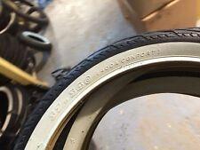 Pneu Vélo 37-440 400A flanc blancs Motobécane ou  Peugeot tyre Bicycle