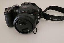 Panasonic Lumix DMC-FZ100 Bridge Camera 14 Megapixels 25mm-600mm 24X Super zoom