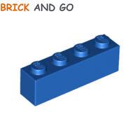 10x LEGO® 3010 1x4 Stein Bausteine dunkelbeige NEU dark tan