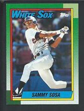 Sammy Sosa 1990 Topps Rookie Card #692; NM-Mint; Chicago White Sox