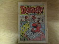 January 10th 1987, THE DANDY, Scott Ralph, Joseph Carroll, Kimberley Etteridge.
