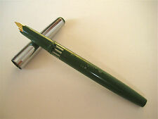 Conway Stewart Le Tigre 61A fountain pen - made in Belgium - 1970s - near mint !