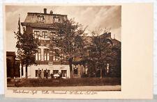 Postkarte -  WESTERLAND - SYLT / Villa Bismarck W. Deike