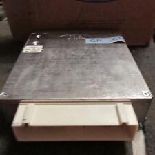 NOS 1984 - 1986 FORD ESCORT MERCURY LYNX ENGINE CONTROL COMPUTER E4FZ-12A650-UA