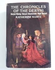 The Chronicles of the Deryni - Katherine Kurtz - 1973 - HCDJ 1st Collected Ed