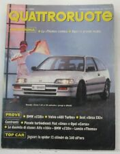 Quattroruote n°392 #Giugno 1988 - Fiat Croma - Maserati 222/422 - Ferrari F 40