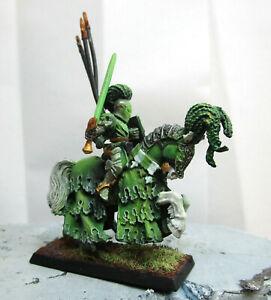 Warhammer Bretonnian Green Knight Metal