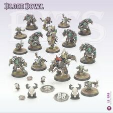 BITS BLOOD BOWL BLACK ORC TEAM SECOND SEASON EDITION BITZ