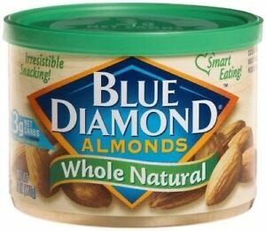 Blue Diamond Whole Natural Almonds