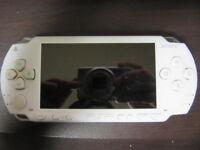 Sony PSP 1000 console Ceramic White Japan ver SK