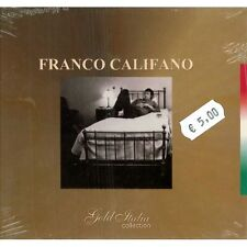CD Franco Califano- gold italia collection