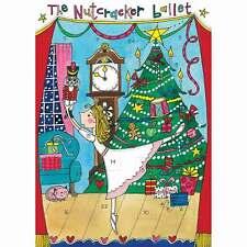 Nutcracker Ballet Advent Card