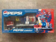 G1 Takara Transformer Optimus Prime Pepsi Twist Convoy Exclusive MISB