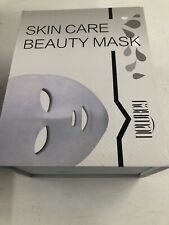LED Beauty Mask Skin Care Beauty Mask LED Photon System NEW OTHER B-22