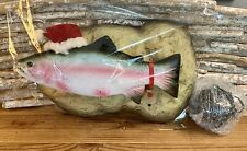 Gemmy Travis The Singing Trout Christmas Edition 1999 Used