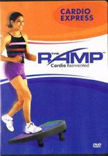 The Ramp: Cardio Express (DVD, 2003, Full Frame) Gin Miller - BRAND NEW! SEALED!