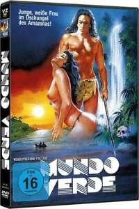 Mundo Verde - Nackt in der Wildnis [DVD/NEU/OVP] Nach einem Flugzeugabsturz im t