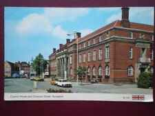 Nuneaton Unposted Printed Collectable Warwickshire Postcards