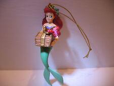 Ariel Little mermaid Walt Disney Magic GROLIER Christmas Magic  tree ornament