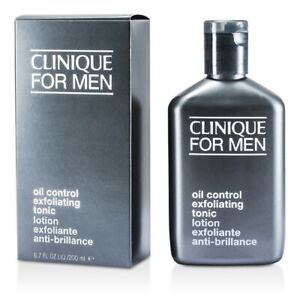 Clinique Oil Control Exfoliating Tonic 200ml Men's Skin Care