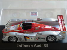Audi R8 Infineon 1:43 Minichamps  Winner Le Mans 2002 Biela Kristensen Pirro