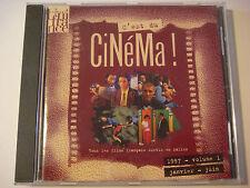 CD: C'est du CiNeMa! French Tous Les Films Janvier Juin 1997 Vol 1 UniFrance