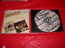 Banda Buffalo 2 LPs CD 1992 1993 Brazil Brasil Remastered Dose Dupla OOP