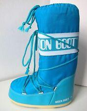 Tecnica MOON BOOT Nylon türkis Gr. 31 - 34 Moon Boots Moonboots turquoise